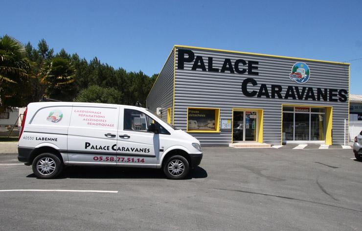 Palace Caravanes Labenne