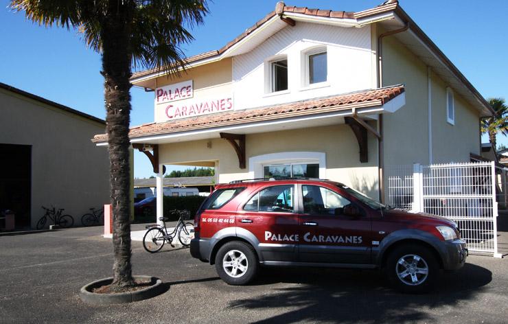 Palace Caravanes Saint-Julien-en-Born